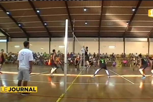 Volley : Tahaa nui s'impose à domicile face à Pirae