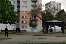 Le quartier d'Ivry-sur-Seine où une adolescente de 17 ans a été poignardée à mort le 14 mai.
