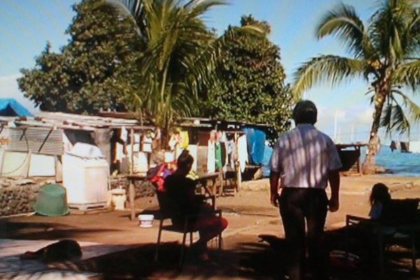 Famille Tahiti Mahana Beach