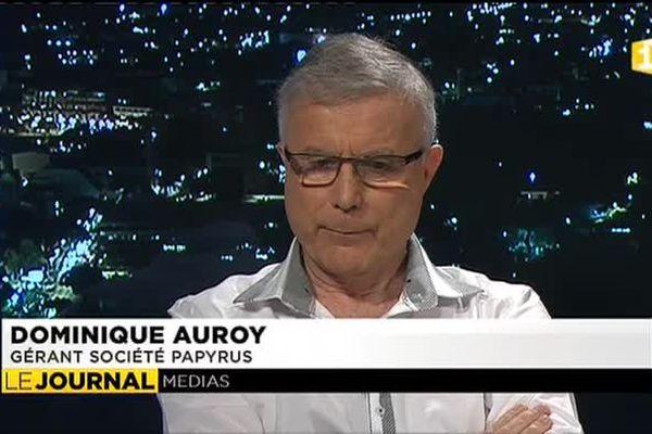 Dominique Auroy, repreneur de Média Polynésie
