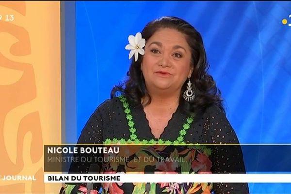 Nicole Bouteau : « on ressent une vraie dynamique et plus d'exposants »