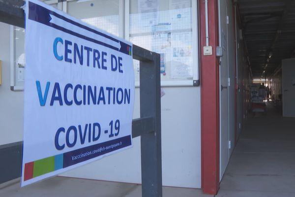 Vaccination à Saint-Laurent