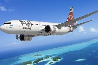 fiji airways boeing 737