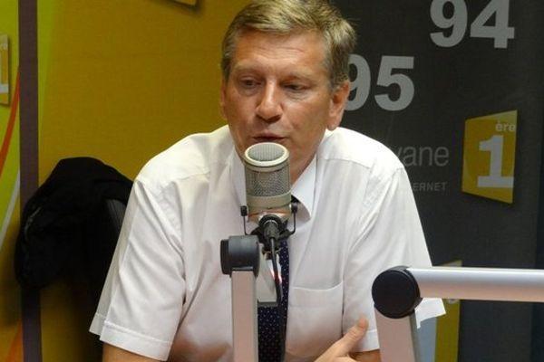 Le préfet Eric Spizt