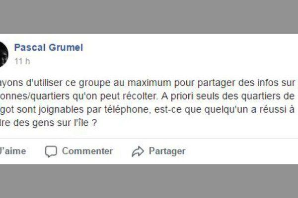 Post Pascal Grumel