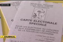 Provinciales en Nouvelle Calédonie : Le corps électoral divise