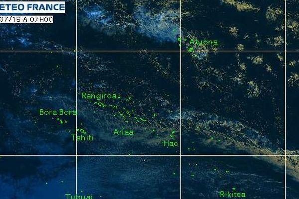 Vigilance météo 290716 AM