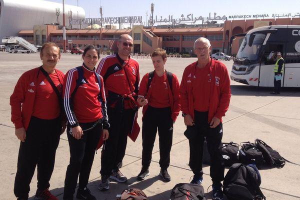 judo championnats du monde marrakech