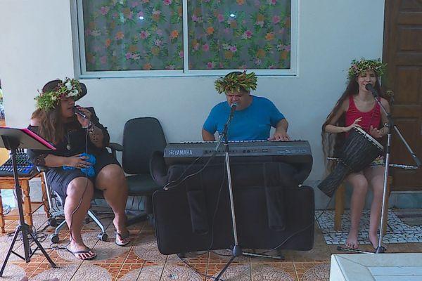 musiciens aveugles