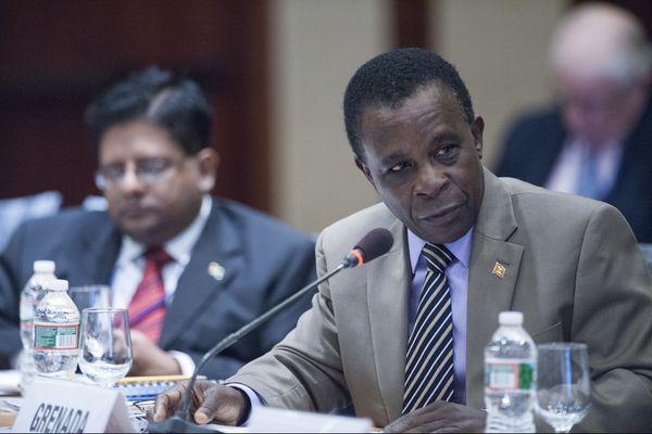 Keith Mitchell Premier ministre de la Grenade