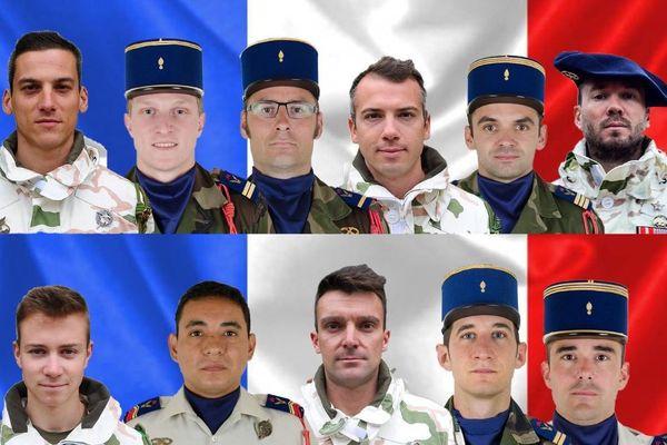 13 militaires décédés
