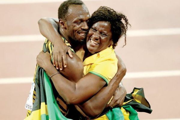 Usain Bolt Jennifer Bolt