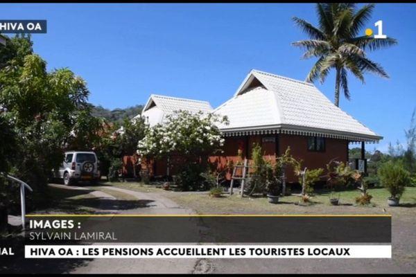 Timide reprise du tourisme à Hiva Oa