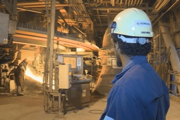 Coulée de nickel au four numéro 2 de KNS, témoignages d'employés (décembre 2017)