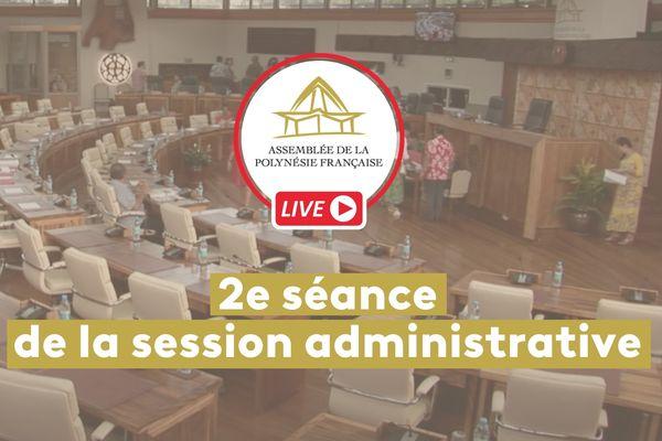 2e séance de la session administrative - jeudi 29 avril
