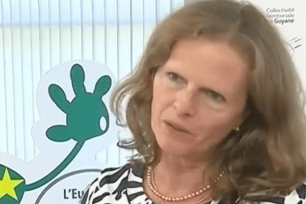 Barbara Luecke chef de la délégation de la Commission européenne