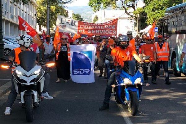 Manifestation de la SIDR 14 juin  2018
