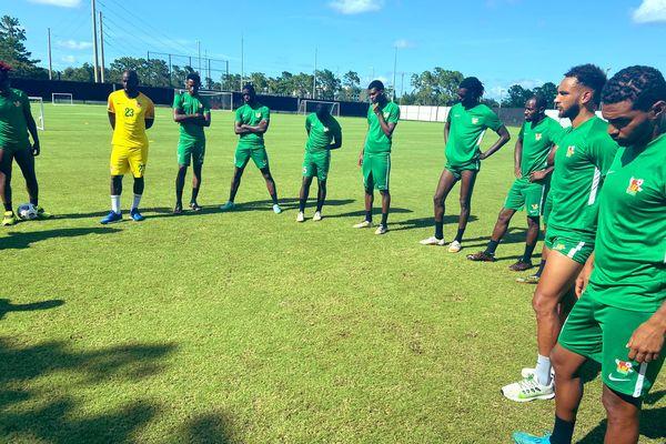 Gwada Boys sélection Guadeloupe