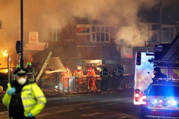 Trois Mauriciens portés disparus dans l'explosion d'un immeuble en Angleterre