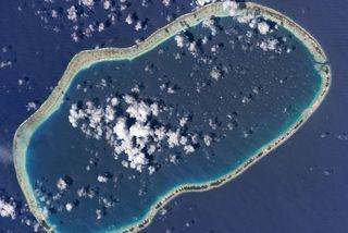 atoll de Faaite