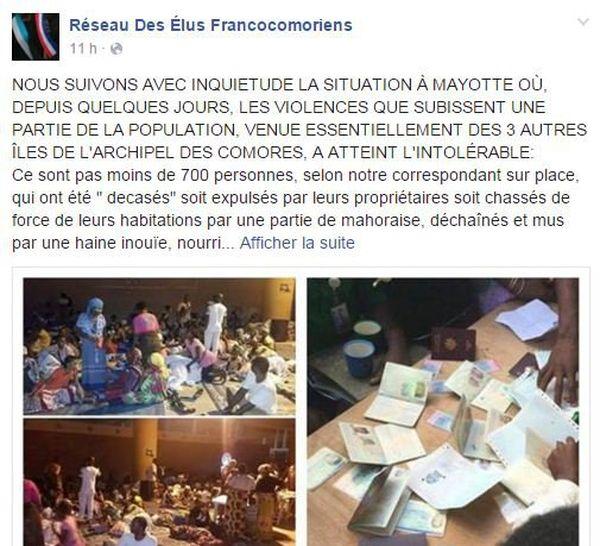Réseau des élus franco-comoriens