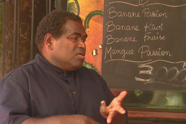 Alphonse Koce chef du Celenraw