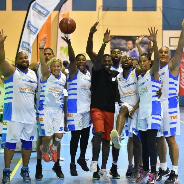 Martinique Summer Games