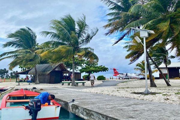 Maupiti rouvre au tourisme avec inquiétude
