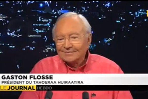 Gaston Flosse