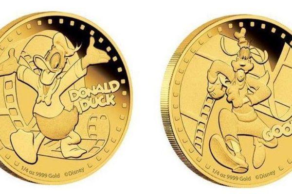 L'île de Niue réunit Elizabeth II et Mickey Mouse sur ses pièces de monnaie