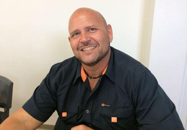 Ludovic Fels, directeur de la Rapsa