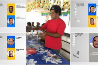Elections législatives en Polynésie, en Nouvelle-Calédonie et à Wallis et futuna