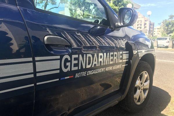 La gendarmerie de La Réunion.