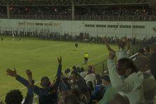 Le public au stade du François.