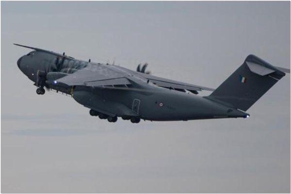 Avion militaire / CHUM / Covid / Coronavirus
