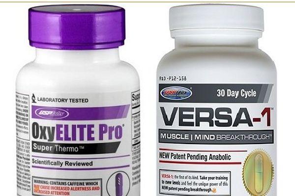 Mise en garde contre la consommation de « OxyELITE Pro » et « Versa-1 »