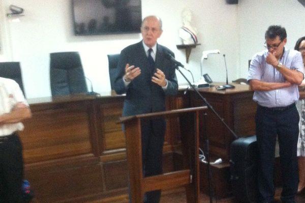Jean-Marc Sauvé vice président du Conseil d'Etat