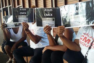 Mobilisation citoyenne pour le CMCK
