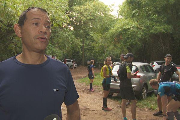 Sébastien Mormont président Guyane trail