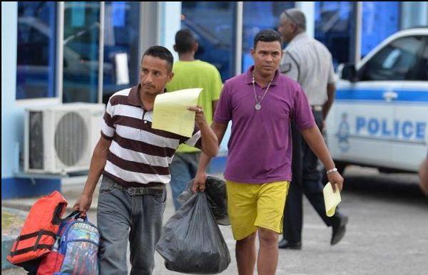 Réfugiés vénézueliens