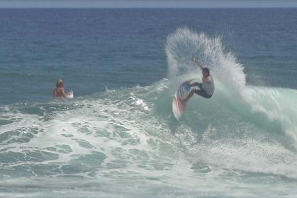 martinique surf pro entrainement