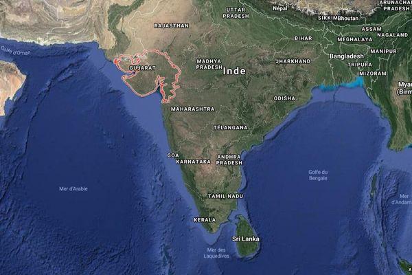 Gujarat, Inde