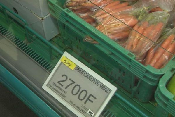 prix fruits et légumes