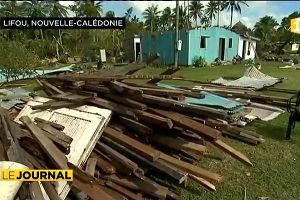 Cyclone Donna, la Calédonie à l'heure du bilan