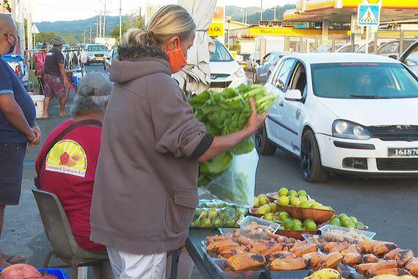 marché Taravao