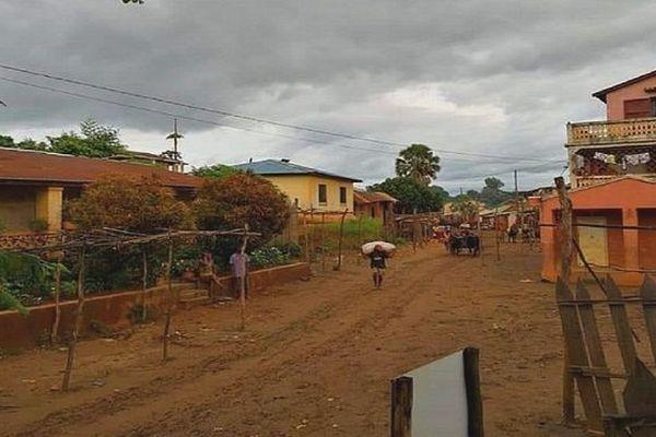 Tsaratanàna Madagascar meurtre d'un candidat aux légsilatives