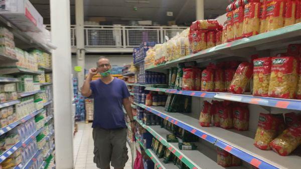 Pénurie de riz dans les commerces de Bora Bora