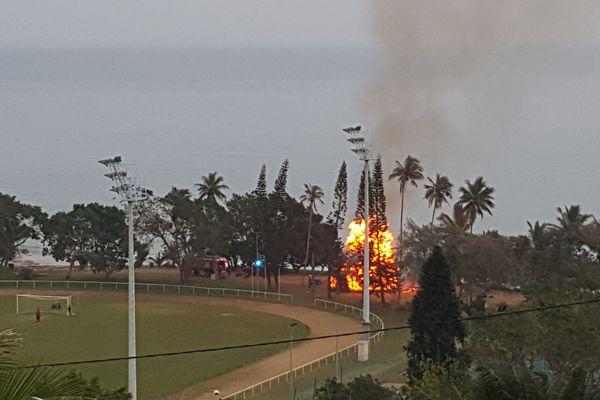 Photo feu case tiéti Poindimié 2 (29 avril 2017) (413495)
