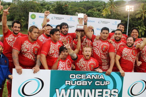 Rugby : les Tahitiens reportent les Océania