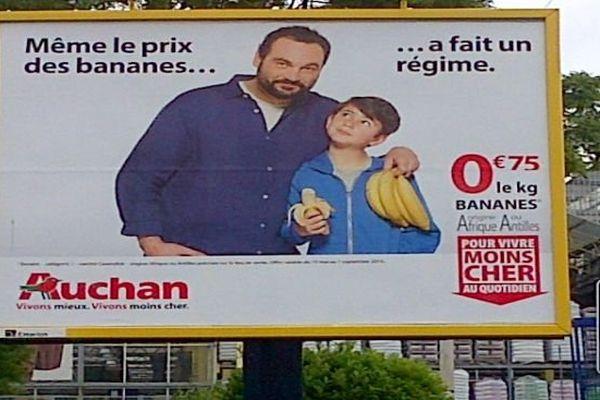 Banane Auchan